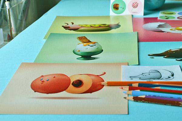Art-Snacks-Food-Illustrations-11